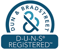 Dun and Brandstreet registered portolet supplier