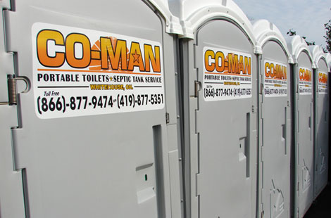 Toledo Ohio portapotty rental company